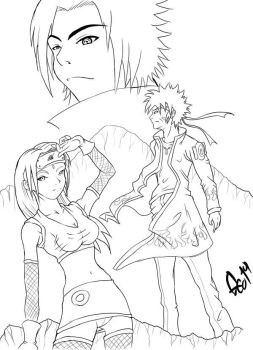 naruto 20 years by georgeo19 by MANGA-NARUTO-FANCLUB