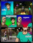 Minecraft: The Awakening Ch2. 35 by TomBoy-Comics