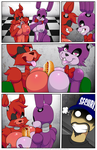 Five Fucks At Freddys - 26 Censored by TheGeckoNinja