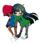 Numbuh 3 and 5 by isuzu9