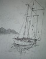 Sailing Boat by Kozzie001