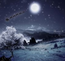 SANTA CLAUS IS COMING...... by KerensaW