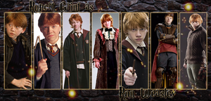 Ron Weasley by HippieSarah94