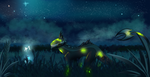 AT: Night by fistich