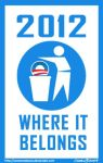 Obama 2012 by Conservatoons