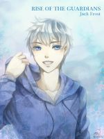 Jack Frost II by christon-clivef