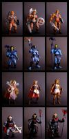 motu over the years by nightwing1975