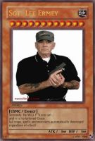 Sergeant Lee Ermey by sonic81524