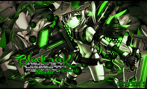 Green Rock Shooter by UnCualquiera
