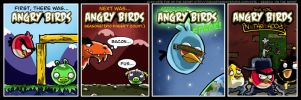 TRB: Angry Birds Generations by geogant