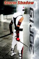 Cosplay: Cobra Storm Shadow by El-Saint