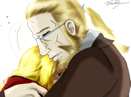 The Moment You Said I Forgive You by Lordofawesomeness