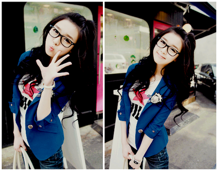 Ulzzang Girl by ApppleGirl