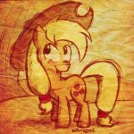Applejack by NoPonyZone