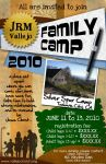 Family Camp Poster by jeopardize