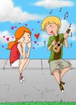 You Make me Happy by izzy1992