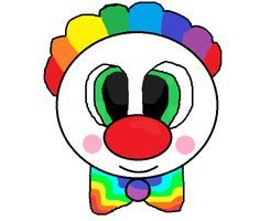 Lil' Clown by SketchyCharmander