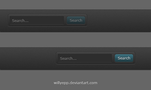 Search Bar PSD by WillyEpp