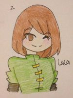 -Request- Lala by FlameArcher13