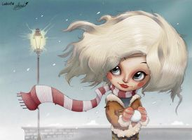 Snowball by AlexLandish