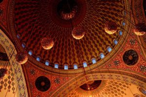 Kocatepe Mosque-Ankara-Turkey by IslamicShots