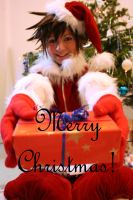 Sora - Merry Christmas by Firiless