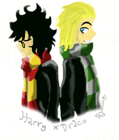Drarry by Ingeniousboy