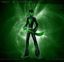 Loonatics Unleashed - Tech by DanScarlet