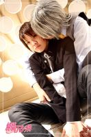 Junjou Romantica : Hug?? by Bluedknn