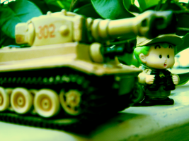 Look at me tank by UkuleleOVERSOUL