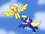 Summer Flight by Fairiegirl101