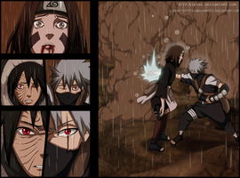 Naruto Shippuden Manga color 604 by eikens