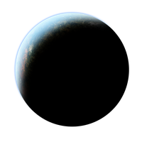 Planet - Terran by Elalition