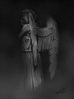 Weeping Angel by Isil22