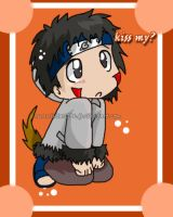 naruto: Kiba..kiss my? by nennisita1234