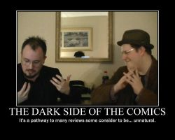 Motivation - The Dark Side of Comics by Songue