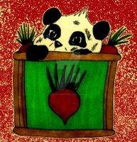 Poor Baby Po by InkArtWriter