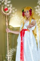 The Great Priestess by rollypops