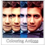 Colouring Actions by AlenaJay