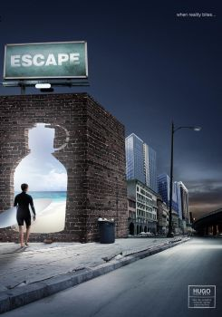 Hugo Boss - Escape - 02 by pepey
