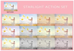 Starlight Action set by chupla