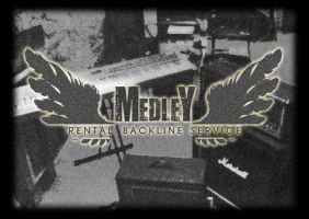 Medley Backline 001 by isaac000