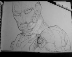 iron men wip by Telemaniakk