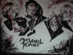 MCR Three Cheers by JamesChaoticDrowned