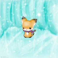 oO0 Foxie is cold 0Oo by agotaku