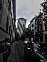 In the City of Brussels... 2 by AmarIbra