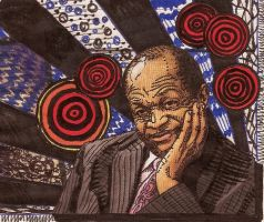 Marion Barry, straight trippin' by radiofreezombie
