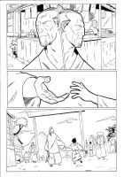 Assassins fate page two by Salvador-Raga
