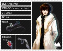 CCH: Armand by vtas