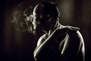 Smoke Ghost by anderton